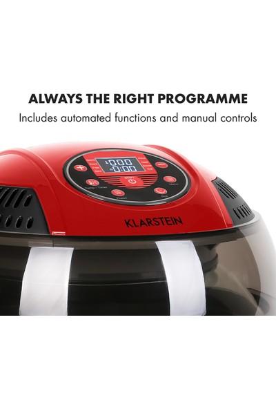 Klarstein Vitair Airfryer Fritöz Yağsız Kızartma Makinesi