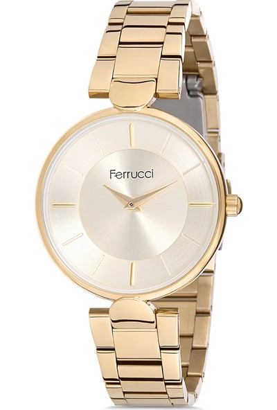 Ferrucci FC12986M.04 Kadın Kol Saati