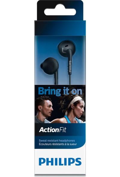 Philips SHQ1200TBK Actionfit Kulakiçi Kulaklık