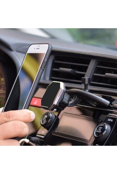 Ally AL-31310 Mıknatıslı 360 Doner Araç CD Yuvası Telefon Tutucu