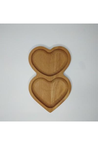 Ciciler Cuore Kalp Çerezlik Kahvaltılık Seti