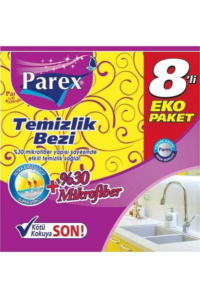 Parex Temizlik Bezi Eko Paket 8'li