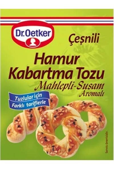 Dr.Oetker Kabartma Tozu Mahlepli 2 Li