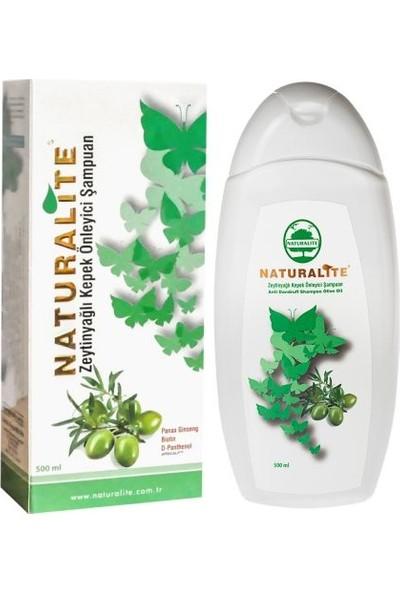 Naturalite Zeytinyağlı Kepek Önleyici Şampuan 500 ml