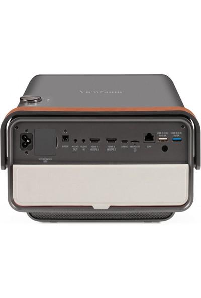 Viewsonic X10 2400 ANSI Lümen 3840 x 2160 Taşınabilir LED 4K UHD Projeksiyon Cihazı