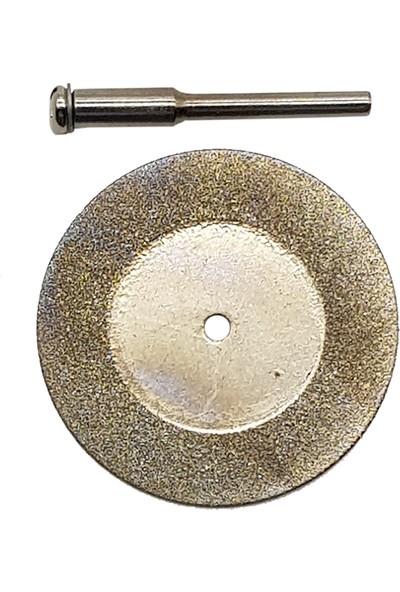 Titi Elmas Kesme Diski 40 mm Dremel Uyumlu Kesici Elmas Testere