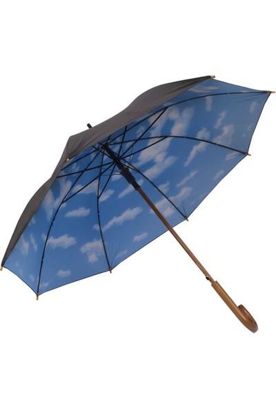 Biggbrella 01123-R154 Uzun Şemsiye