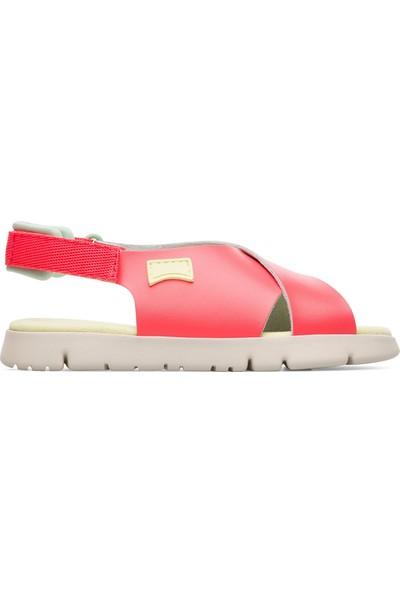 Camper Pembe Çocuk Günlük Sandalet K800163 005