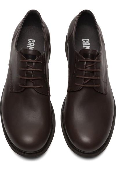Camper Erkek Günlük Ayakkabı K100152-009 Kahverengi Neuman