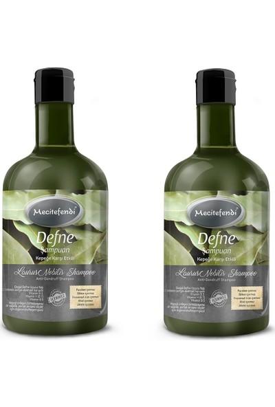 Mecitefendi 2 Adet Mecitefendi Defne Şampuanı 2x400 ml