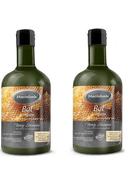 Mecitefendi 2 Adet Mecitefendi Bal Şampuanı 2x400 ml