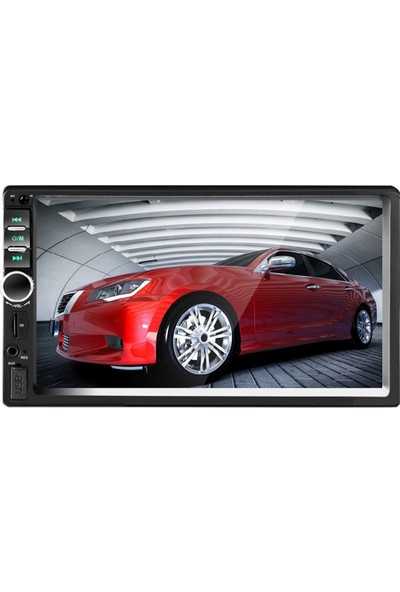 Drivetec Double Din Oto Teyp 7inc Ekran Mirrorlinkli Multimedya Sistemi