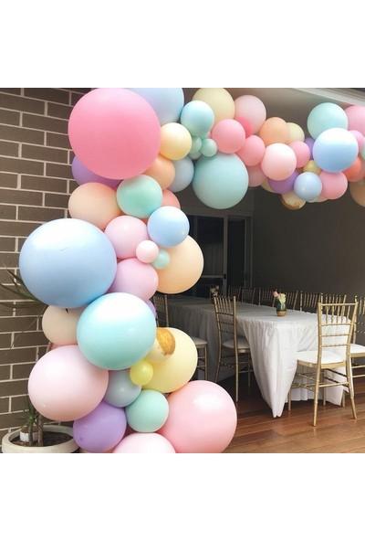 Balonevi Makaron Zincir Balon Seti