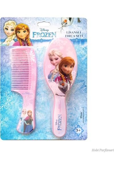 Disney Frozen Lisanslı Fırça Seti