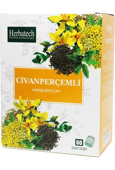 Herbatech Civanperçemli Çayı