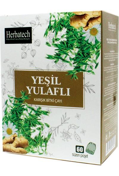 Herbatech Yeşil Yulaflı Çay