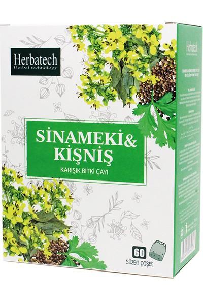 Herbatech Sinameki ve Kişniş Çayı