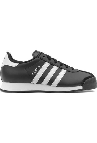 adidas Genç Günlük Ayakkabı Spor Siyah G20687 Samoa J