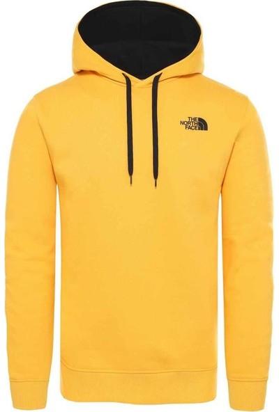 The North Face NF0A2TUV M Seas Drew Peak HD Kapüşonlu Sweatshirt