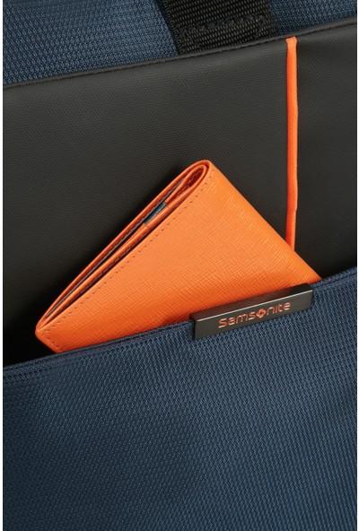 "Samsonite Qibyte 17.3"" Mavi Notebook Çantası 16N-01-003"