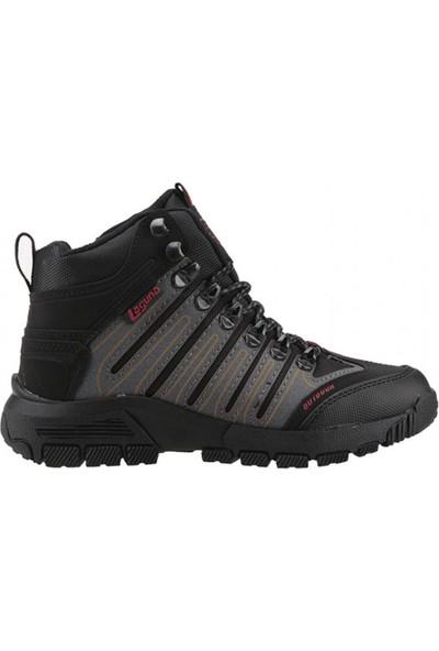 Ayakland Lgn 218 Termo Fermuarlı Erkek Çocuk Bot Ayakkabı Füme