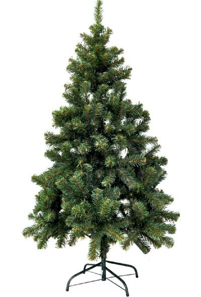 Tam12den Yılbaşı Çam Ağacı 150 cm Metal Ayaklı