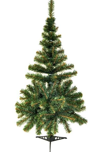 Tam12den Yılbaşı Çam Ağacı 120 cm 138 Dal