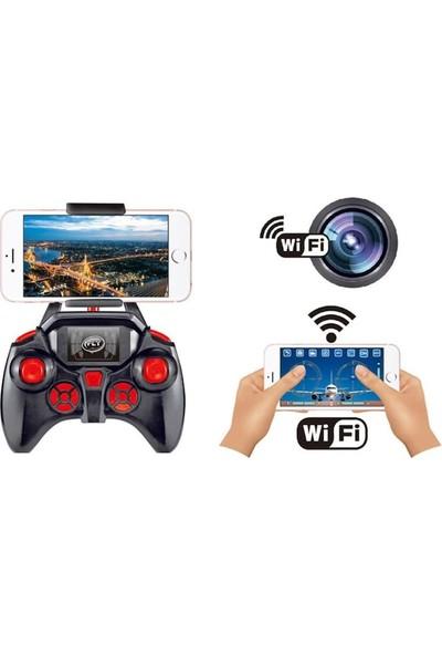 Mega 2.4G Kameralı Sky Hunter Drone- Wifi