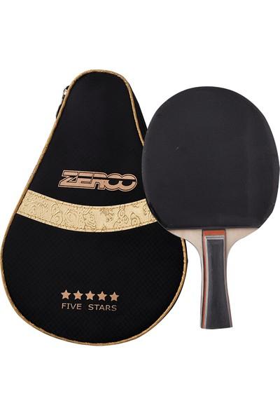 Zeroo Masa Tenisi Raketi 5 Yıldız