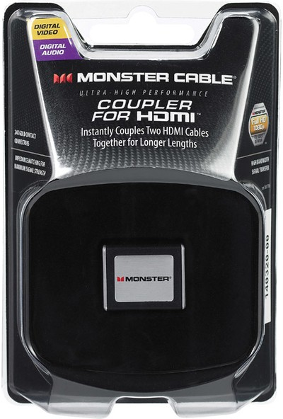 Monster HDMI Kablo Uzatma Adaptörü