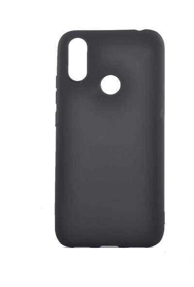 Tekno Grup Casper Via S Kılıf Mat Premium Silikon Kılıf - Siyah