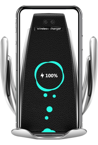 Mbcase Wifi Araç Şarjlı Araç içi Telefon Tutucu