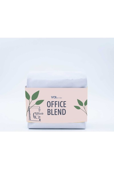Voi Office Blend Filtre Kahve 250 gr Çekirdek