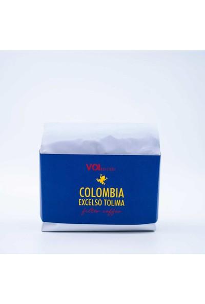 Voi Colombia Excelso Tolima Filtre Kahve 250 gr Öğütülmüş