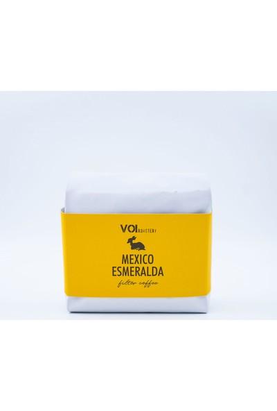 Voi Mexico Esmeralda Filtre Kahve 1 kg Çekirdek