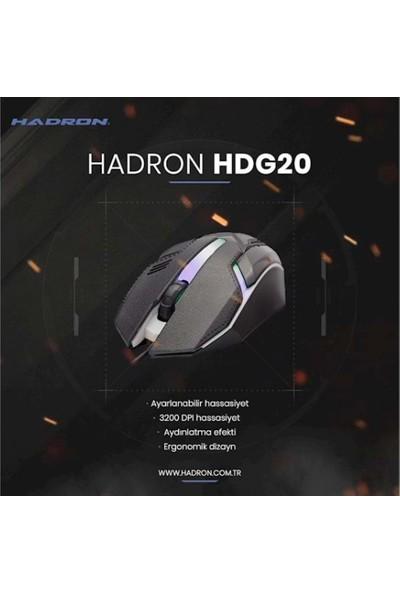 Hadron HDG20 Gaming Oyuncu Mouse