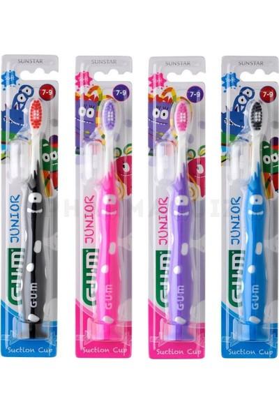 G.U.M 902M Yumuşak Çocuk Diş Fırçası 7-9 Yaş