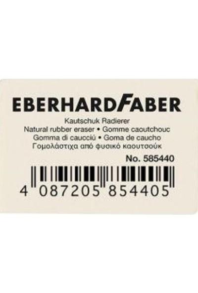 Eberhard Faber Silgi Kauçuk İçermeyen Kurşunkalem Silgisi Beyaz
