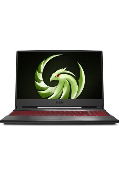 """MSI Alpha 15 A3DD-023XTR AMD Ryzen 7 3750H 16GB 512GB SSD RX5500M Freedos 15.6"""" FHD Taşınabilir Bilgisayar"""