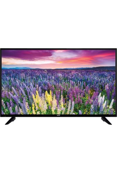 Vestel 49UD8380 49'' 123 Ekran Uydu Alıcılı 4K Ultra HD Smart LED TV