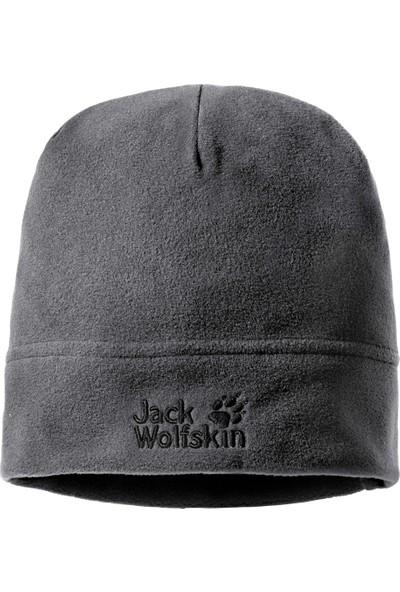 Jack Wolfskin Bere 19590-611 Real Stuff Cap Gri