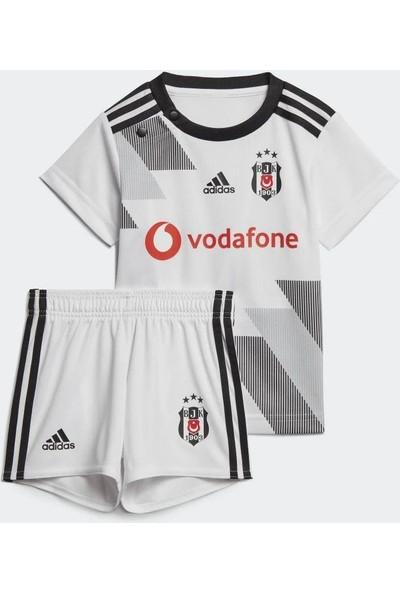 Adidas DX3700 Beşiktaş 2019-20 Bebek Takım Forma Şort Set