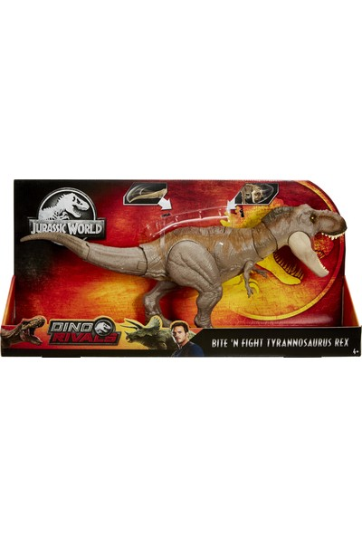 Jurassic World Jurrasic World Güçlü ve Savaşçı T-Rex GCT91