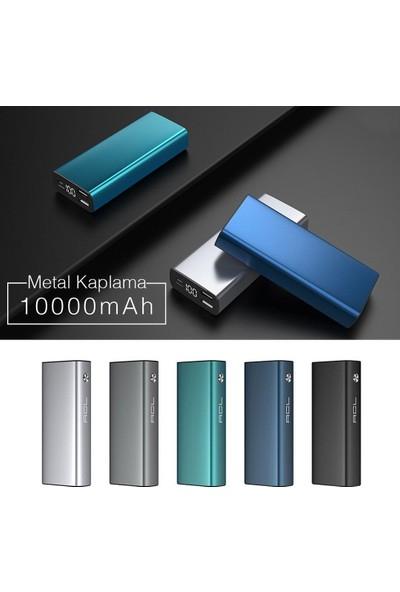 Acl Sharp Metal Series™ 10.000 mAh Taşınabilir Powerbank