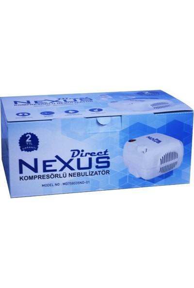 Direct Nexus Kompresörlü Buhar Makinesi