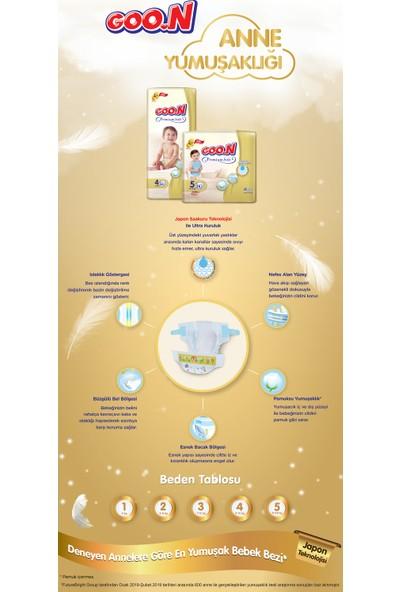 Goon Premium Soft Bebek Bezi 2 Beden Aylık Süper Ekonomik Paket 272 Adet