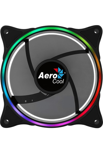 Aerocool Eclipse12 12 cm ARGB Led Fan (AE CFECLPS12)