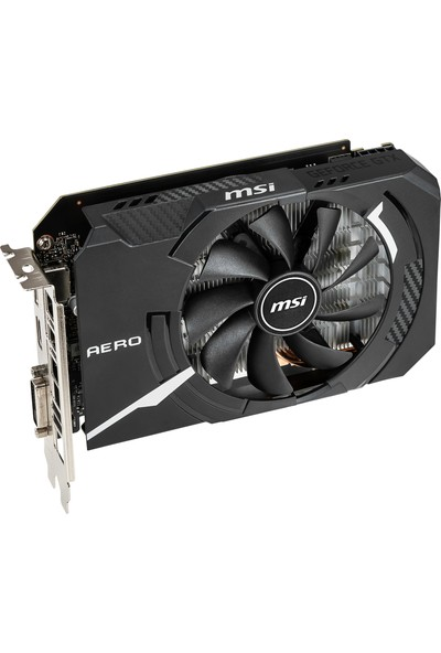MSI GeForce GTX 1660 Super AERO ITX OC 6GB 192Bit GDDR6 DX(12) PCI-E 3.0 Ekran Kartı (GeForce GTX 1660 SUPER AERO ITX OC)