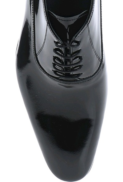 Derigo 3218694Siyah Rugan Erkek Ayakkabı