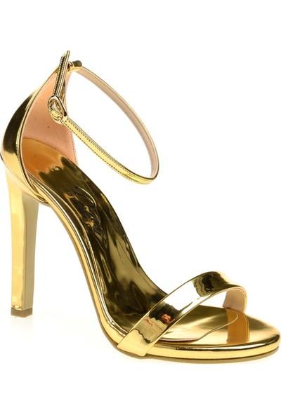 Derigo 3518141Dore Kadın Klasik Topuklu Ayakkabı